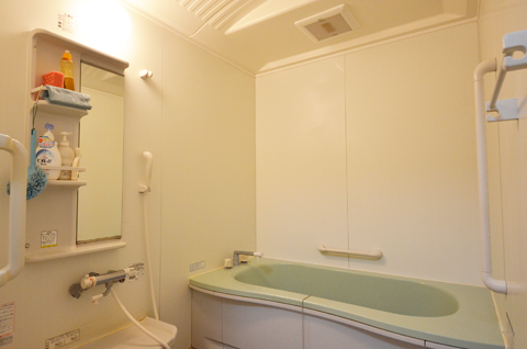 お部屋設置風呂